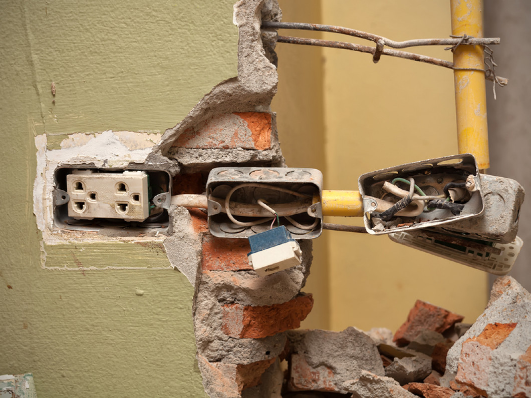 When you have a home that needs to have electrical work done, make sure you've got an expert handling the job.
